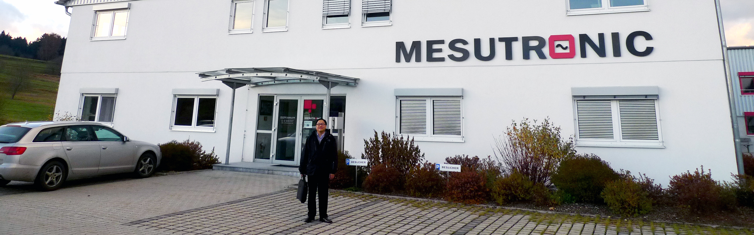 At Manufacture of Mesutronic
