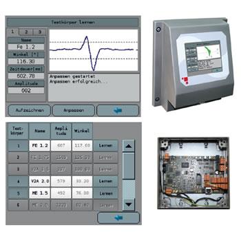 AutoTEST-Sytem giám sát kiểm tra hệ thống máy dò kim loại
