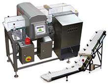 TRANSTRON Series - Máy dò kim loại cho băng tải